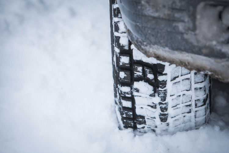 When should you put snow tires on?