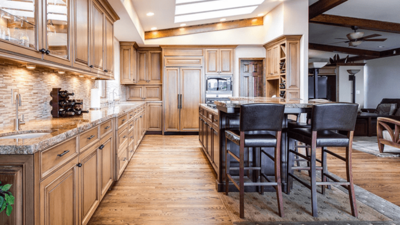 What Hardwood Floors are Most Durable   Gold Eagle Co