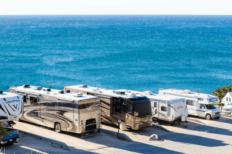 Learn how to wash an RV with Gold Eagle's RV Maintenance Tips & Tricks.