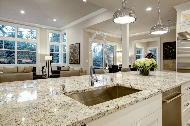 Buying granite countertops can be expensive, it's best to do your research before purchasing.