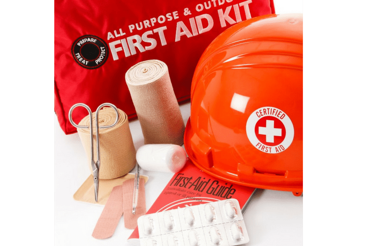 Stock your emergency preparedness kit with enough supplies to keep your entire family safe during inclement weather.
