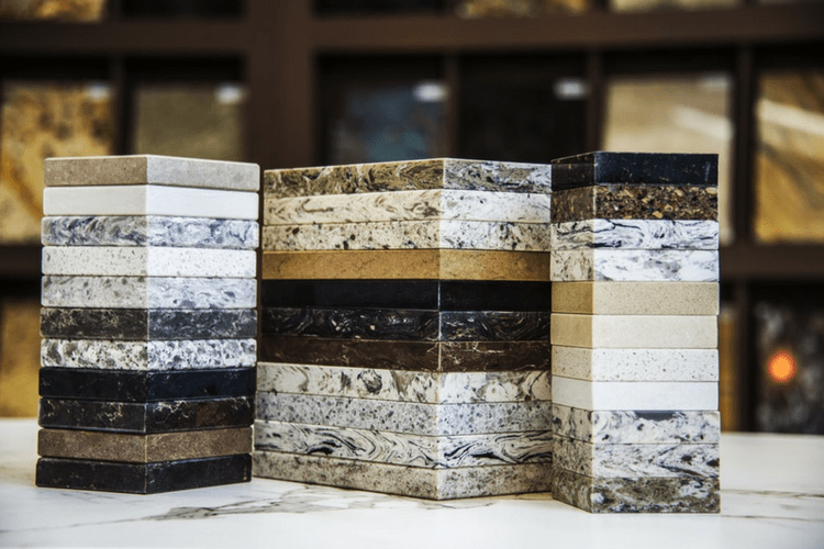 Choose a color of granite that you can live with for a long time.