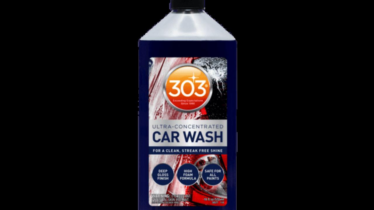 303 Car Wash Soap Gold Eagle Co