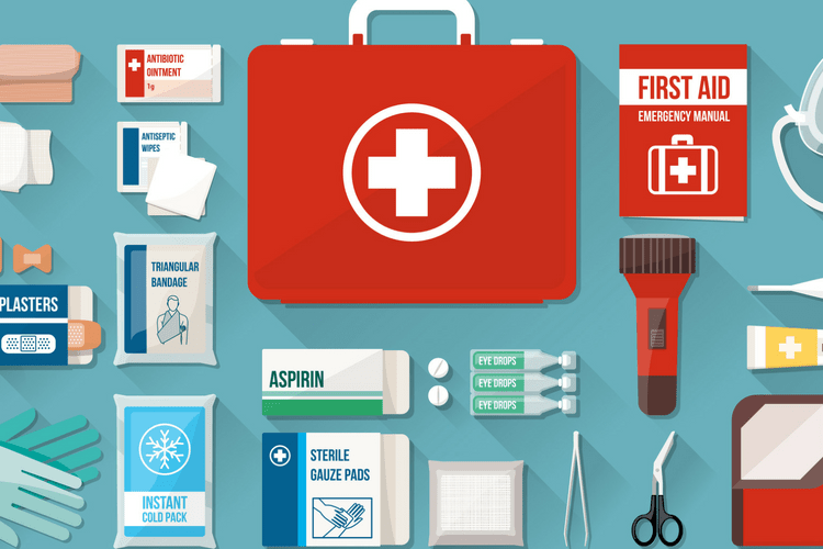 Don't run out of emergency supplies with a pre-planned emergency kit.