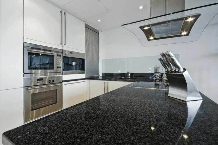 Replacing granite countertops can be difficult – look in to repairing or resealing before replacing them completely.