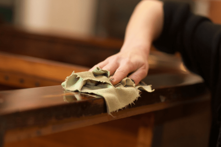 Learn how to clean wood furniture with these quick and easy tips and tricks.