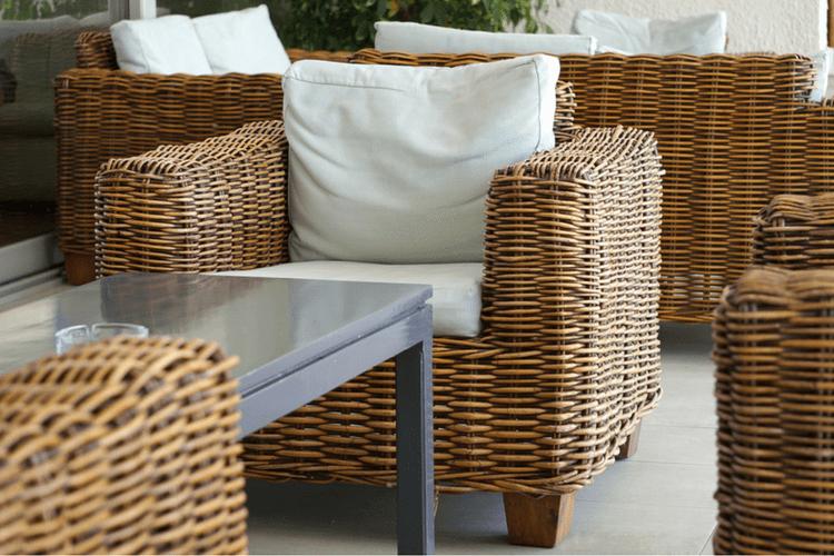 Protect Wicker From Extreme Weather