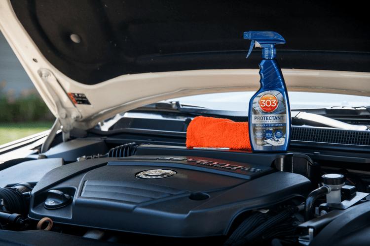 303 174 Automotive Protectant Spray Vinyl Plastic Rubber