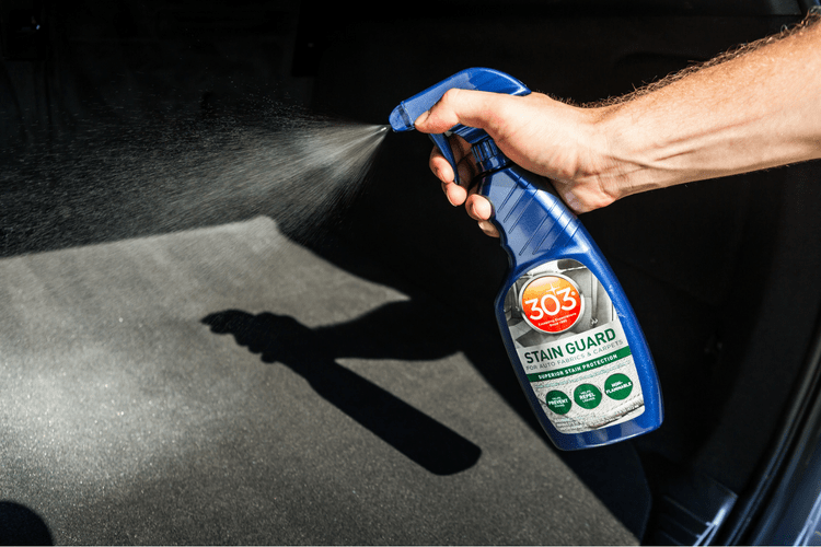 303 Stain Guard For Auto Interior Fabric Carpet Amp Stains
