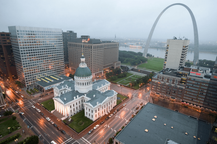 If you're a car enthusiast, St. Louis is one of the best cities for classic car owners.