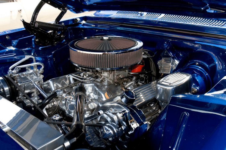 Car engines are often cheaper than boat engines.