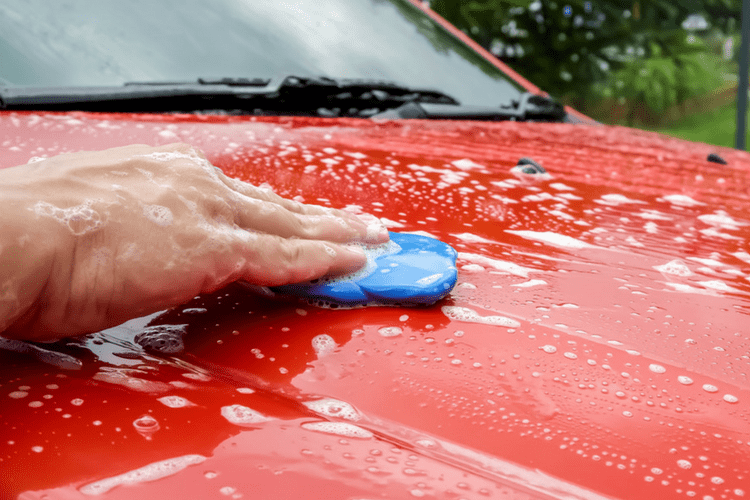 One of the most important tools in detailing is a clay bar.