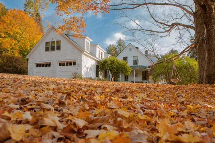 Follow these fall cleaning tips to keep your home fresh this season.