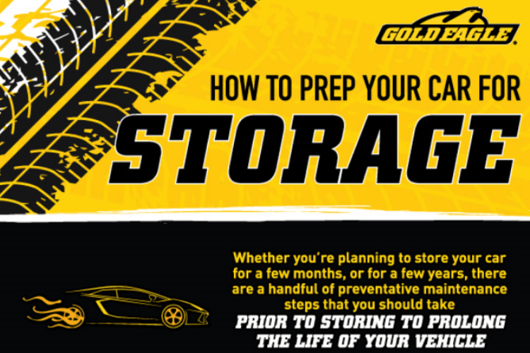 How to prep your car for storage in 8 simple steps.
