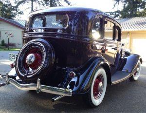 1930s Ford V8