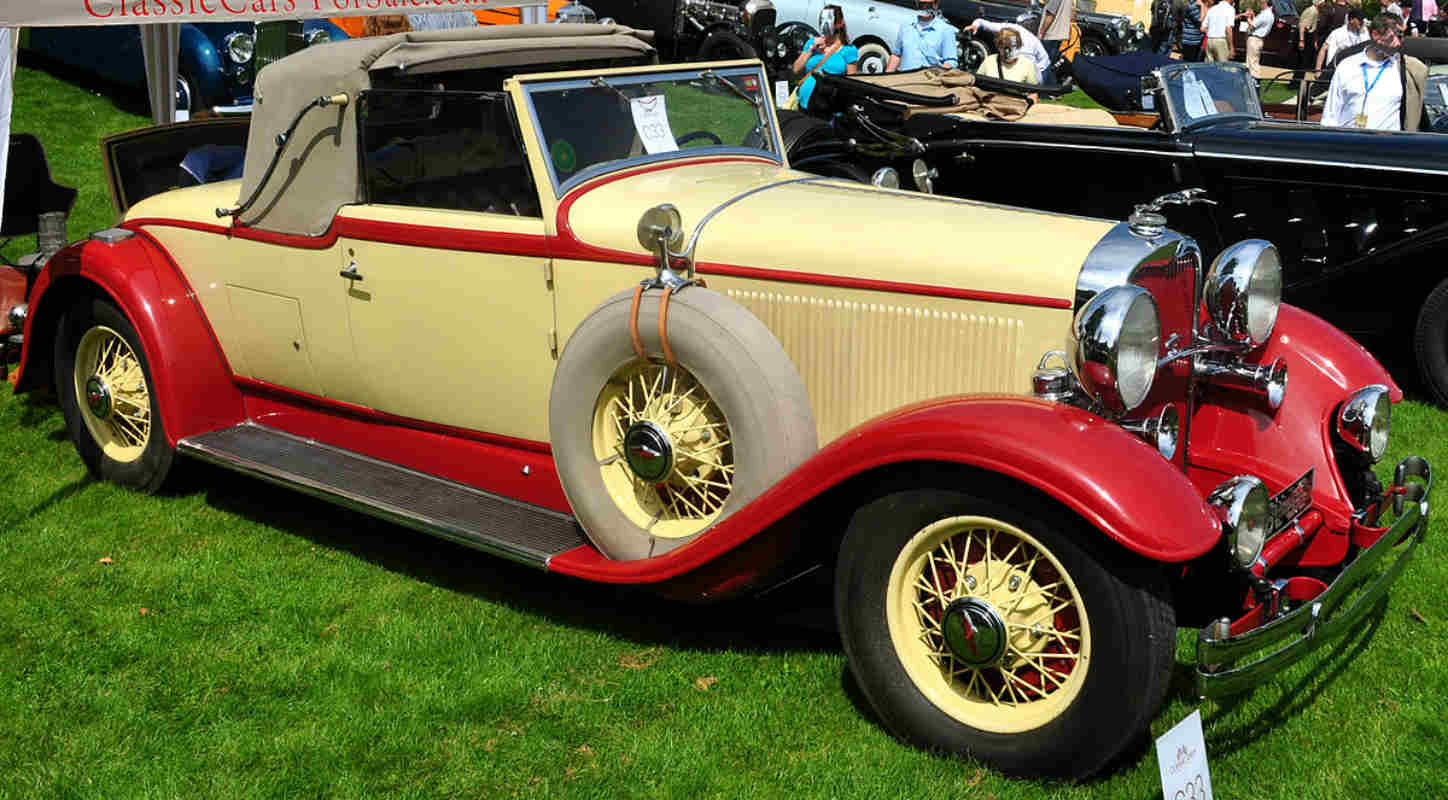 Lincoln Model K Series is a History of Quality | Gold Eagle Co