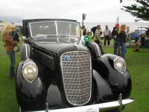 1937 Lincoln K Series Town Car