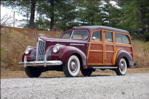 1941 Packard One-Ten Station Wagon