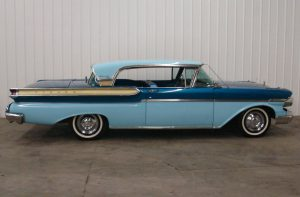 1957 Turnpike Cruiser Blue
