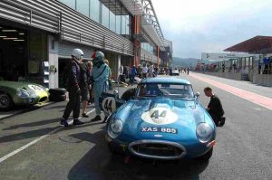 1963 Jaguar E-Type Semi-Lightweight Competition