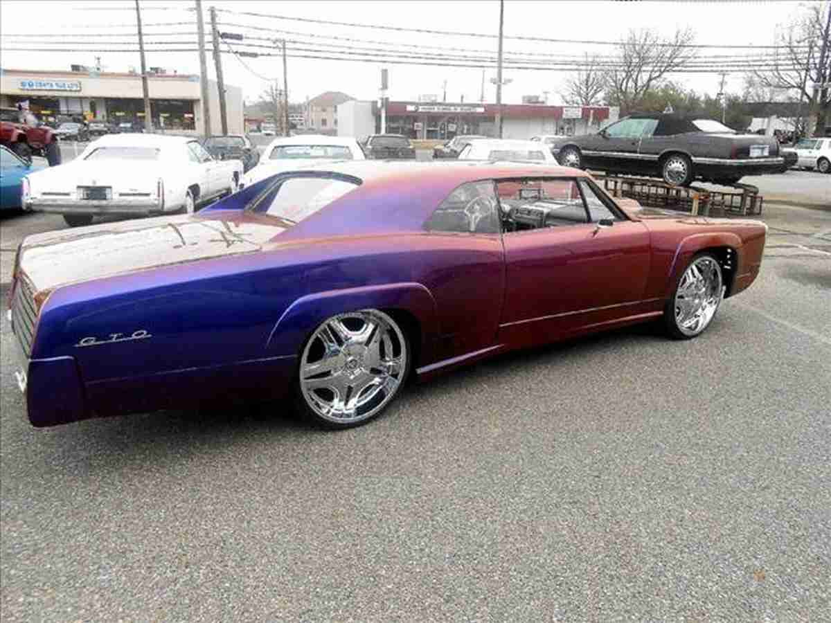 1967 Pontiac GTO from Triple X