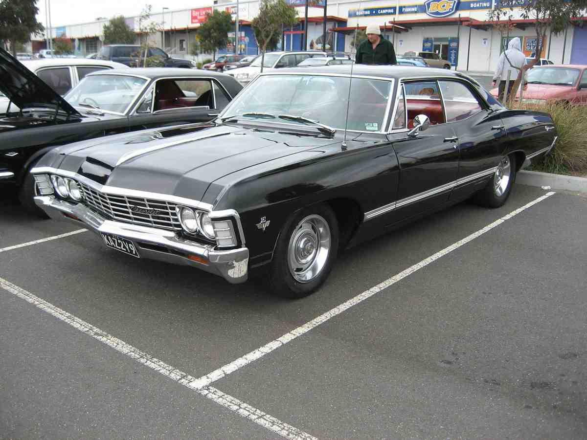 1967_Chevrolet_Impala