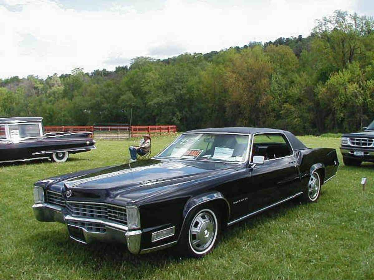 1968 Cadillac Eldorado Built Leaner & Sleeker | Gold Eagle Co