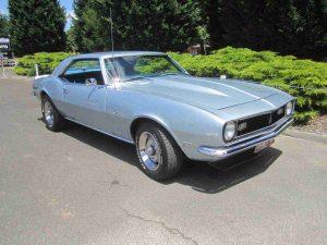 1968_Chevrolet_Camaro_327