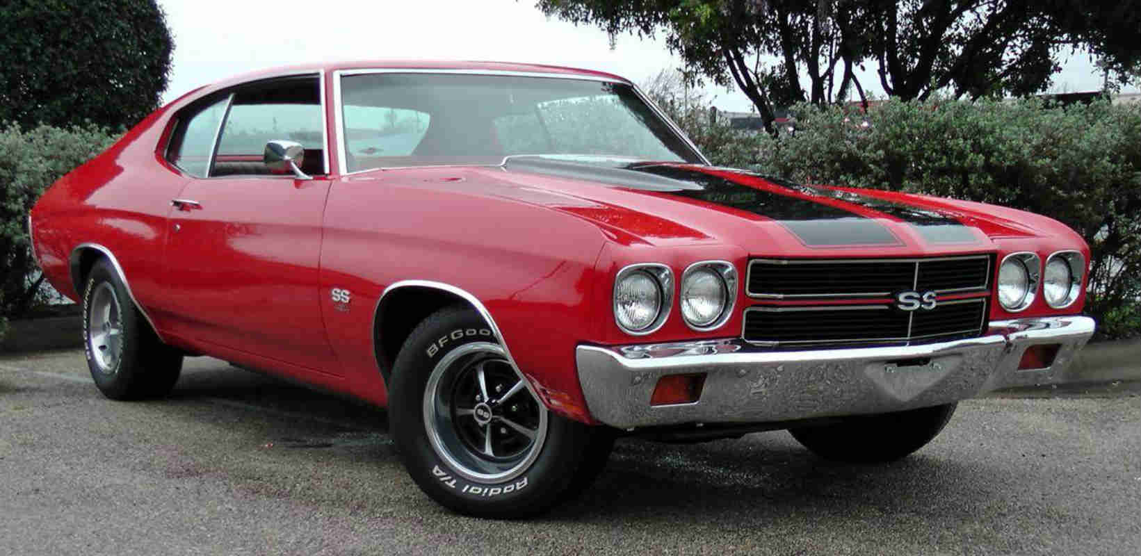 Three Greatest Muscle Cars of the 1970s | Gold Eagle Co