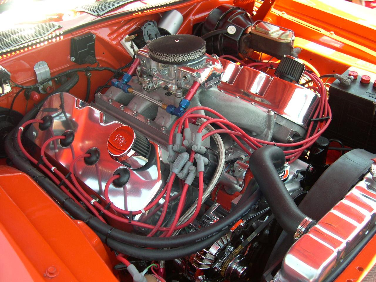Top 5 V8 Engines From the American Muscle Car Era | Gold Eagle Co