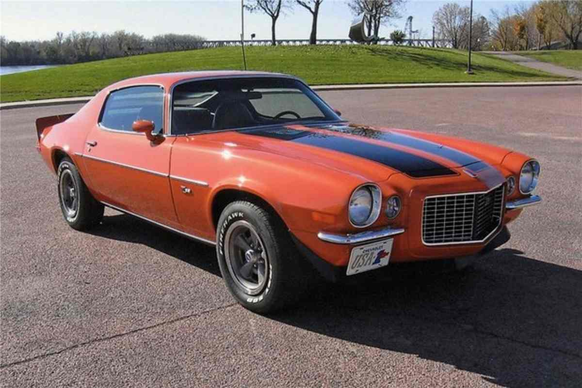 Top Three Camaros Of All Time