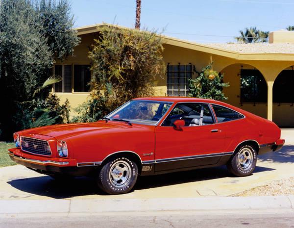 1974 Mustang II-Mach1
