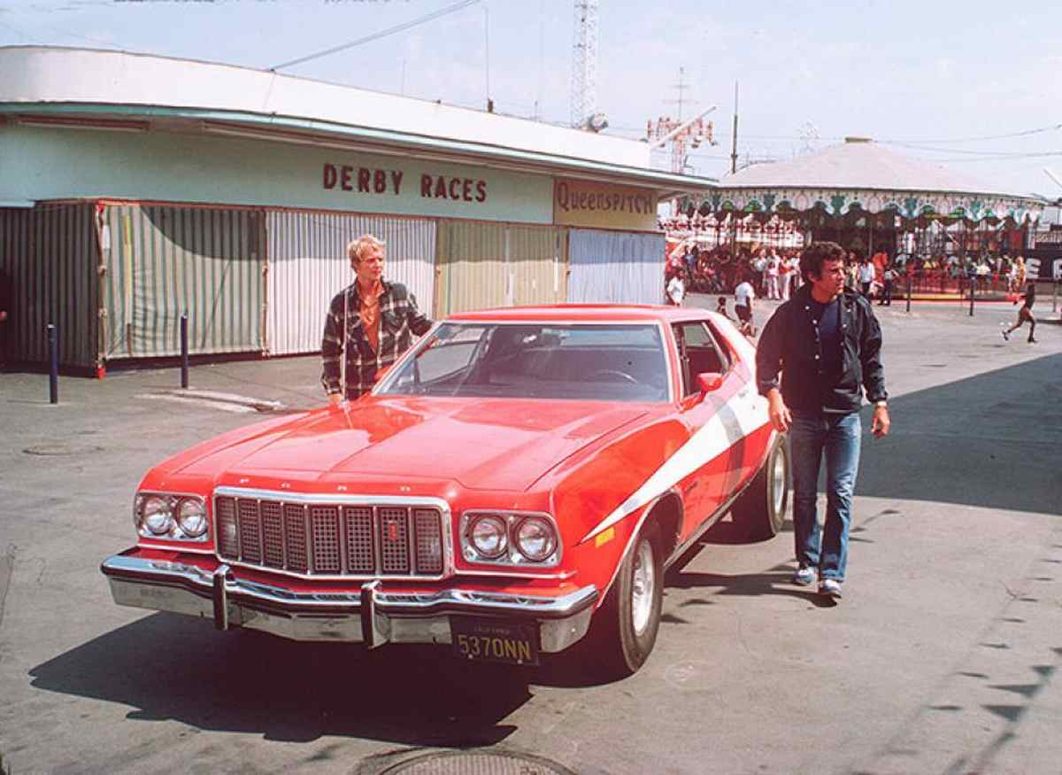 1975 Gran Torino - Starsky and Hutch