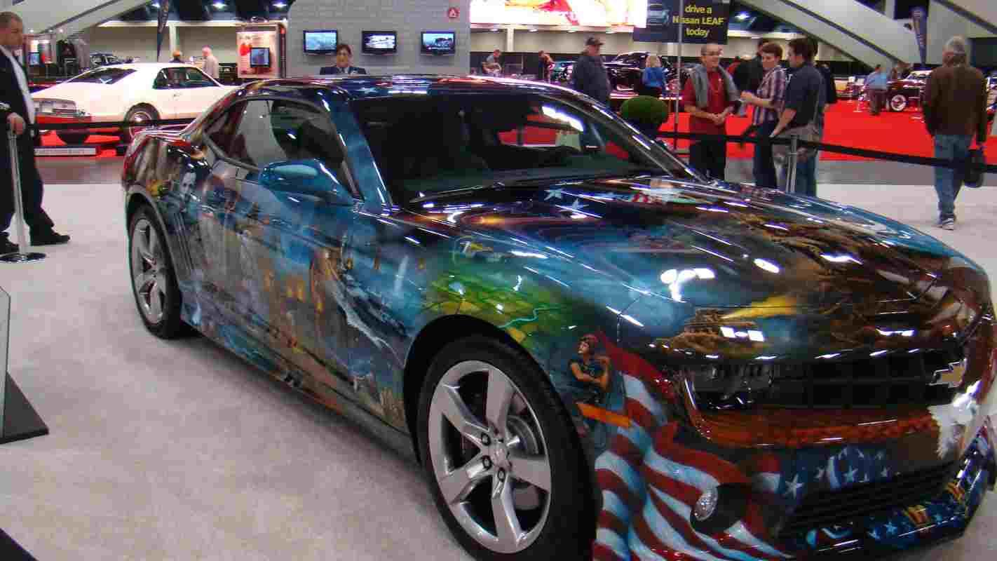 2011 American Pride Chevrolet Camaro