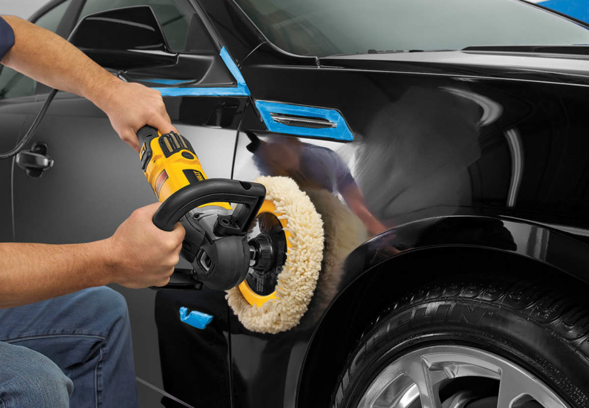 Buffing Your Car