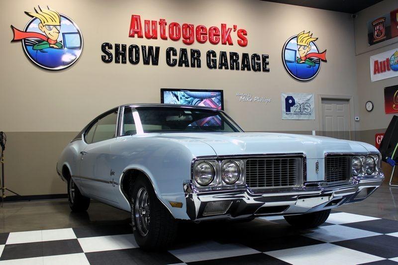 Autogeek's Show Car Garage