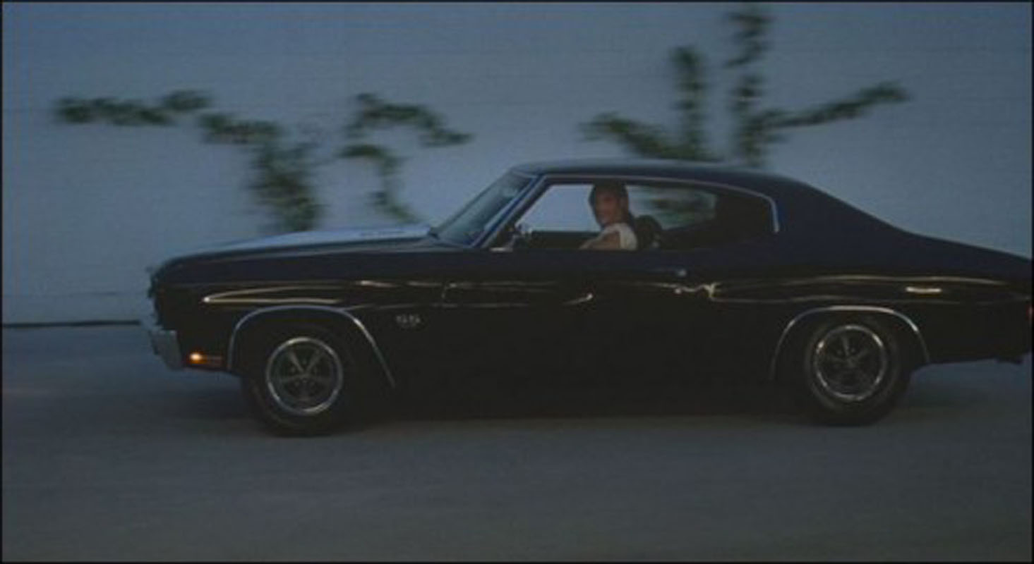 Dazed and Confused Chevy Chevelle