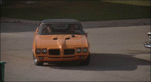 Dazed and Confused Pontiac GTO the Judge