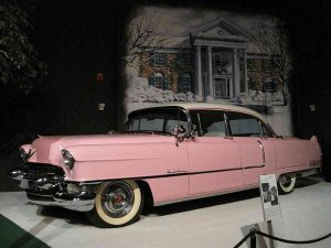 Elvis 1955 Fleetwood Series 60