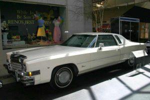 Elvis Cadillac Fleetwood Eldorado