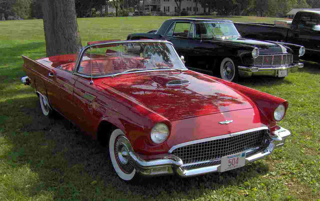 The Coolest Classic Cars Of The 1950s Gold Eagle Co