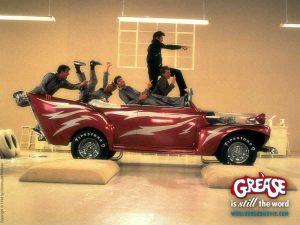 Greased Lightning Car