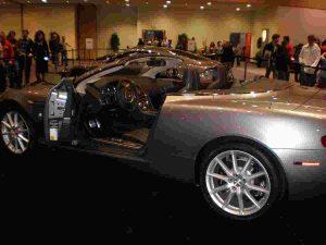 Michael Jordan 2009 Aston Martin DB9