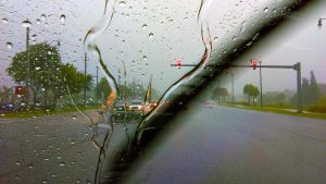 Protect your windshield form rain and elements