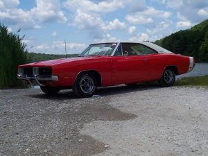 Resrtored 1969 Dodge Charger