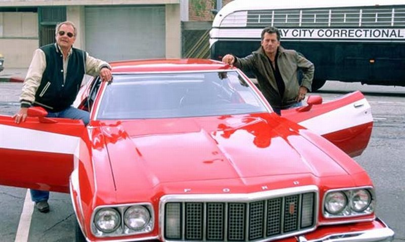 Starsky and Hutch movie