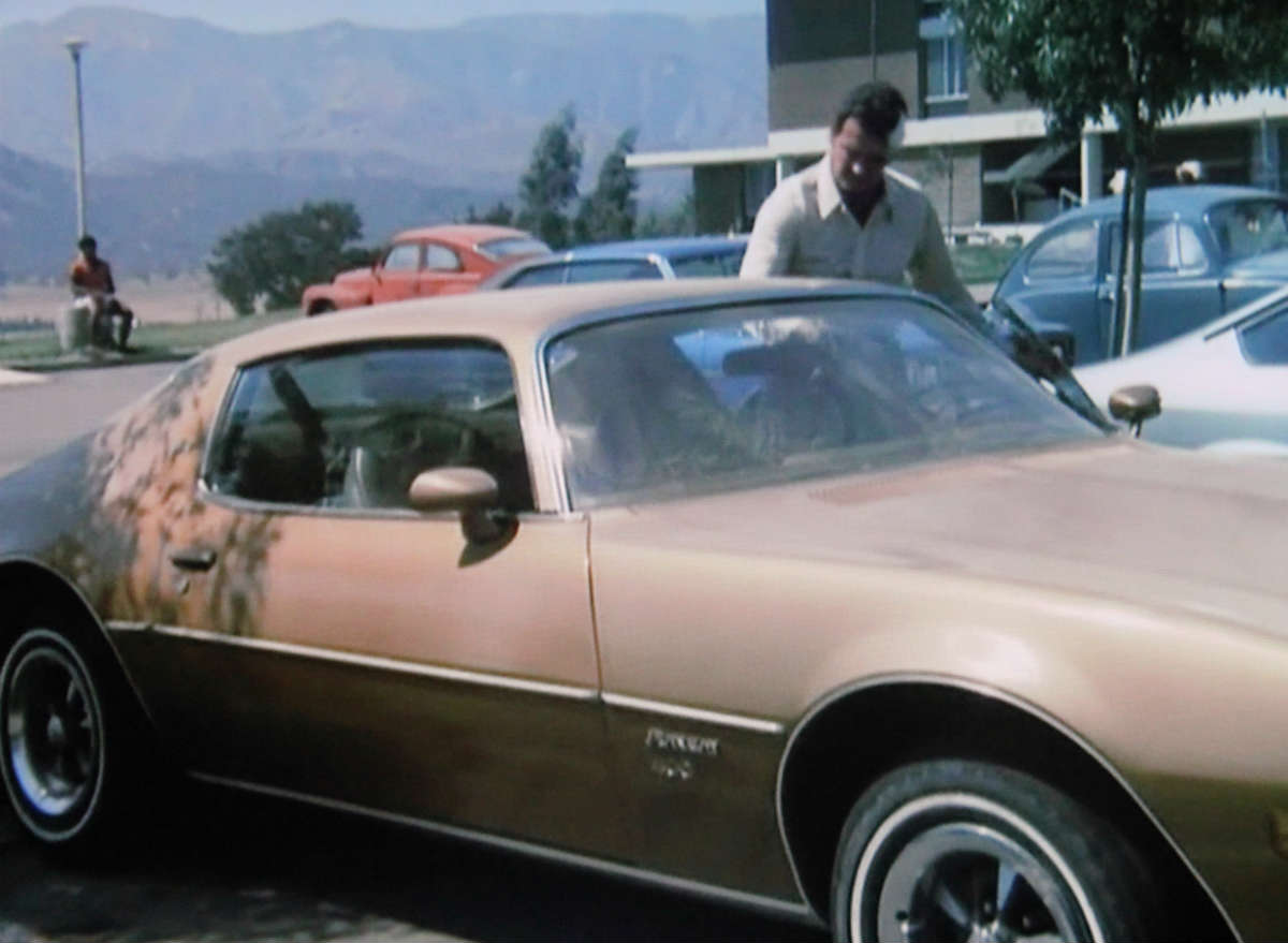 The Rockford Files 1974 Pontiac Firebird Esprit