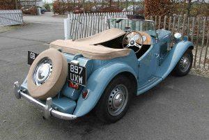 Tonneau Cover Classic car