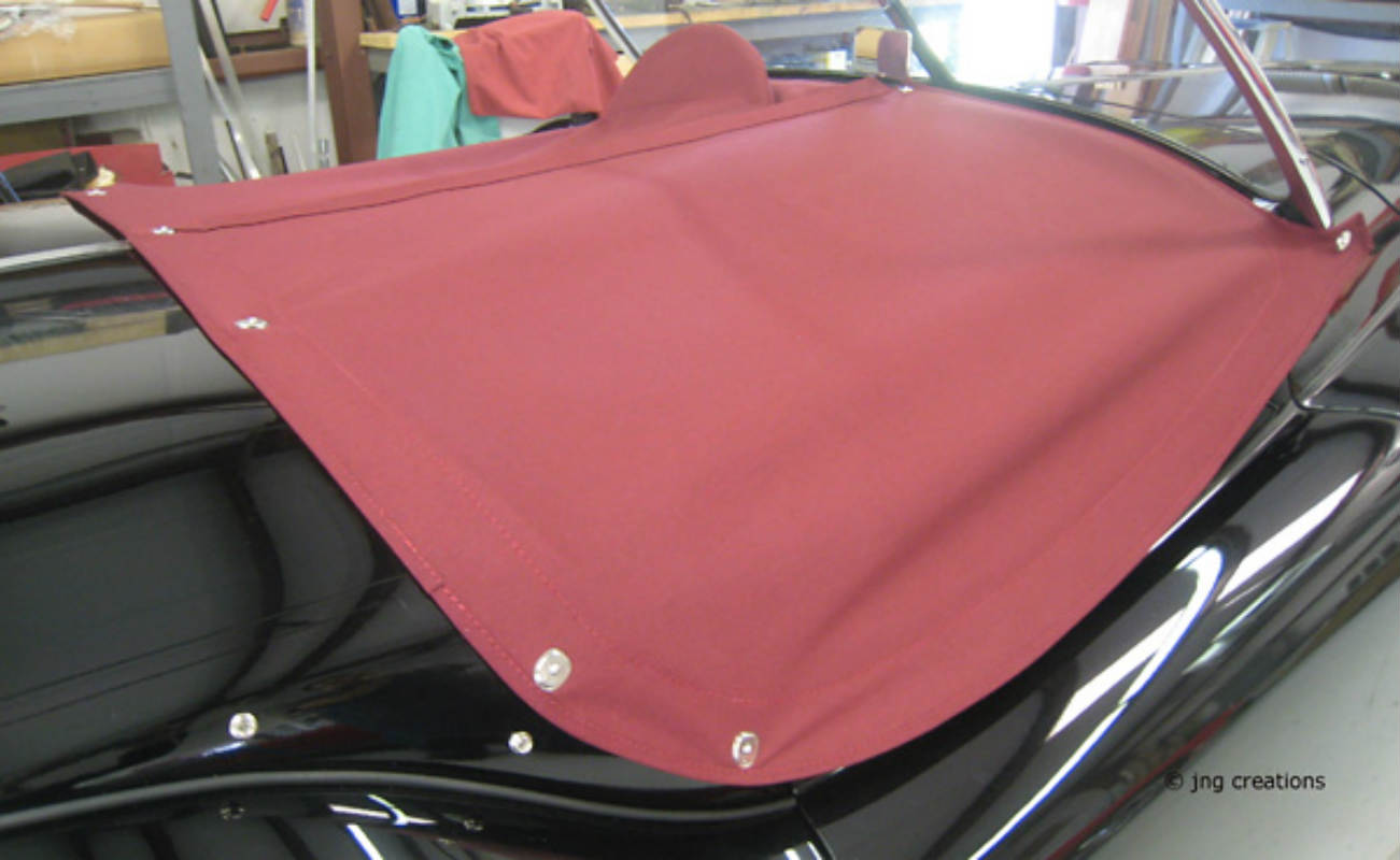 Caring For Tonneau Covers Convertible Tops Gold Eagle Co