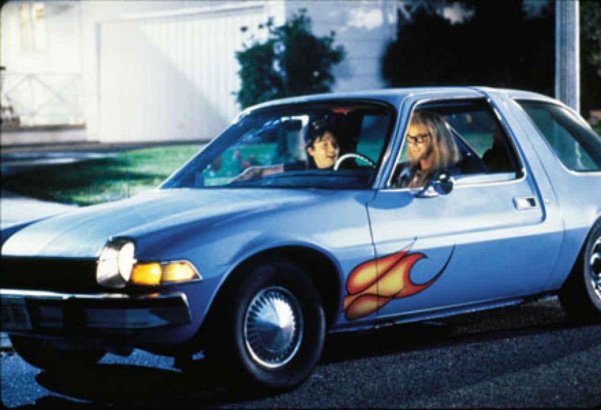 Waynes Used Cars >> Waynes World Garths 1976 Amc Pacer Gold Eagle Co